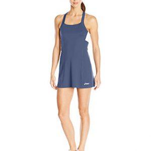 ASICS-Womens-Rally-Dress-NavyWhite-Medium-0