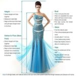 Datangep Women's Straps V-Neck Embellished Belt Empire Long Wedding Dress for Bride with Chapel Train US8