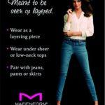 Maidenform Flexees Women's Shapewear Comfort Devotion Cami, White, Medium/12