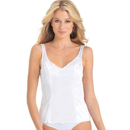 Vanity Fair Women's Daywear Solutions Built Up Camisole 17760, Star White, 42