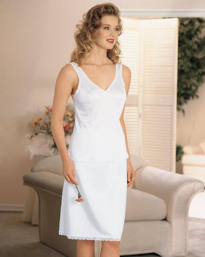 Velrose Comfort Strap Camisole, White, 38