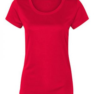 YogaColors-Womens-Performance-Fitness-Workout-T-Shirt-Top-Red-Large-0
